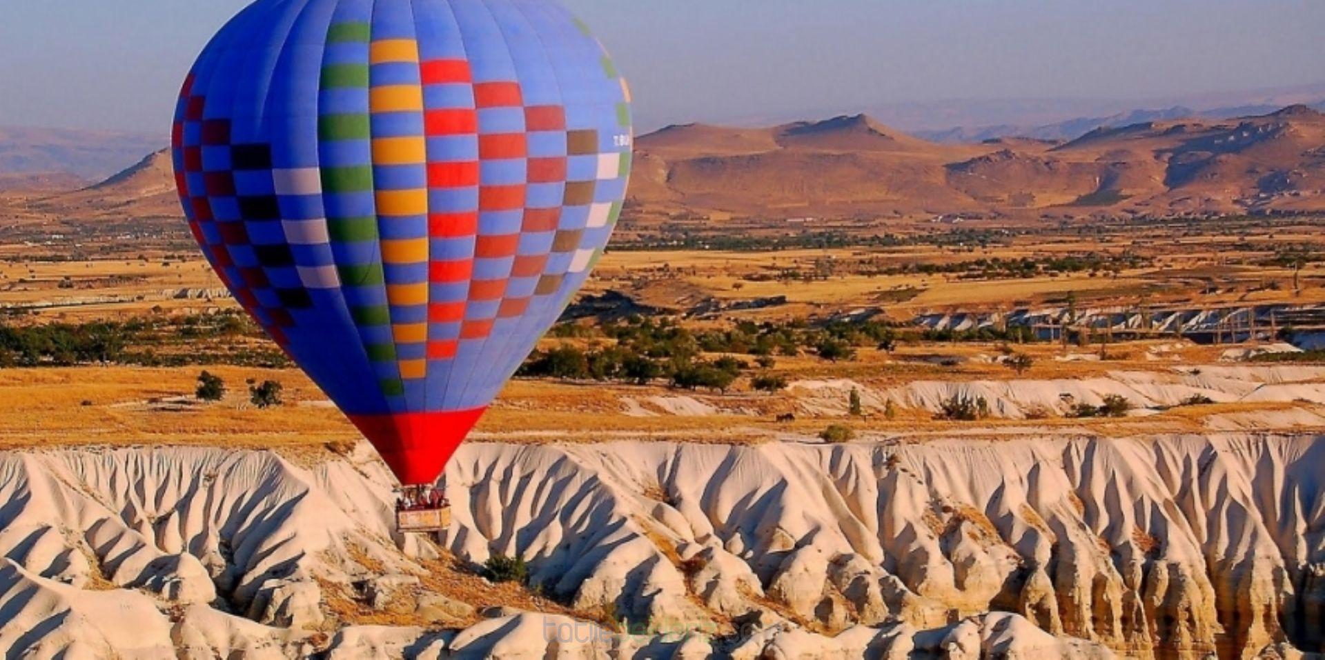 Cappadocia Balloon Tour Comfort Flight