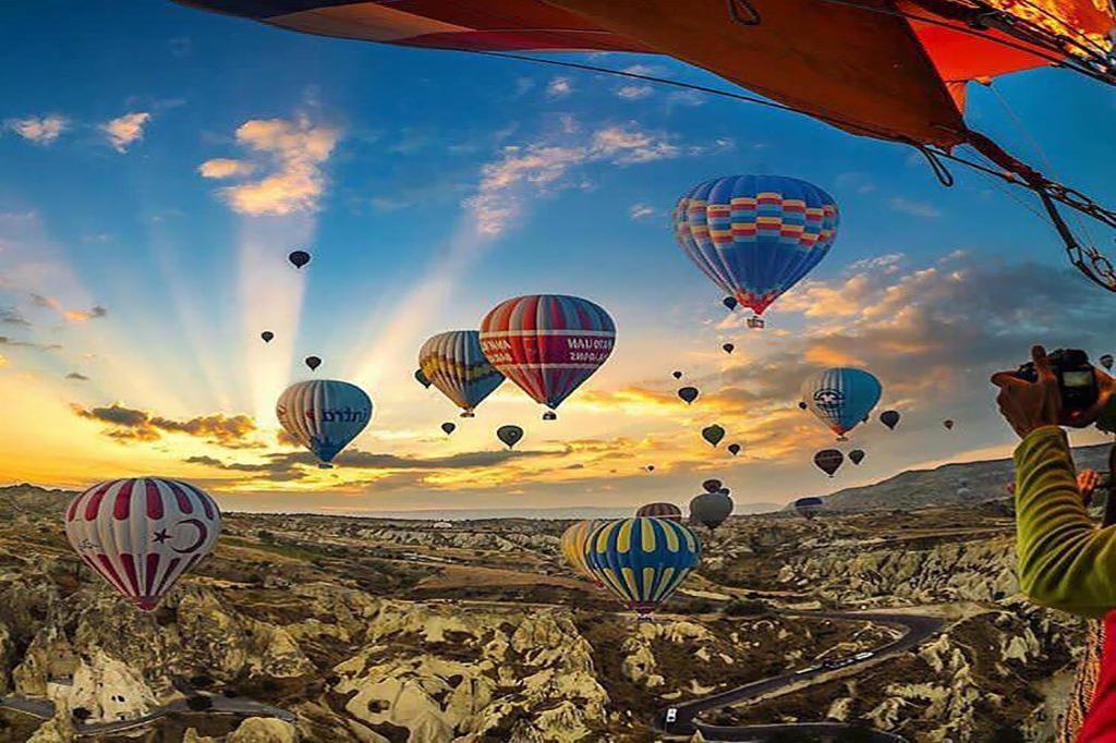 Cappadocia Balloon Tour Deluxe Flight