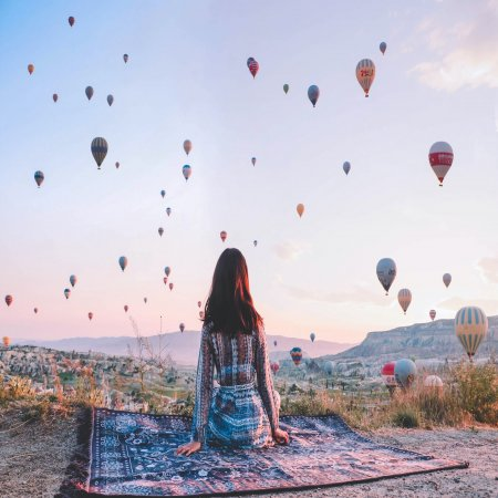 Cappadocia Sunrise Photo Shoot