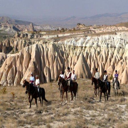 Cappadocia Horseback Rıdıng