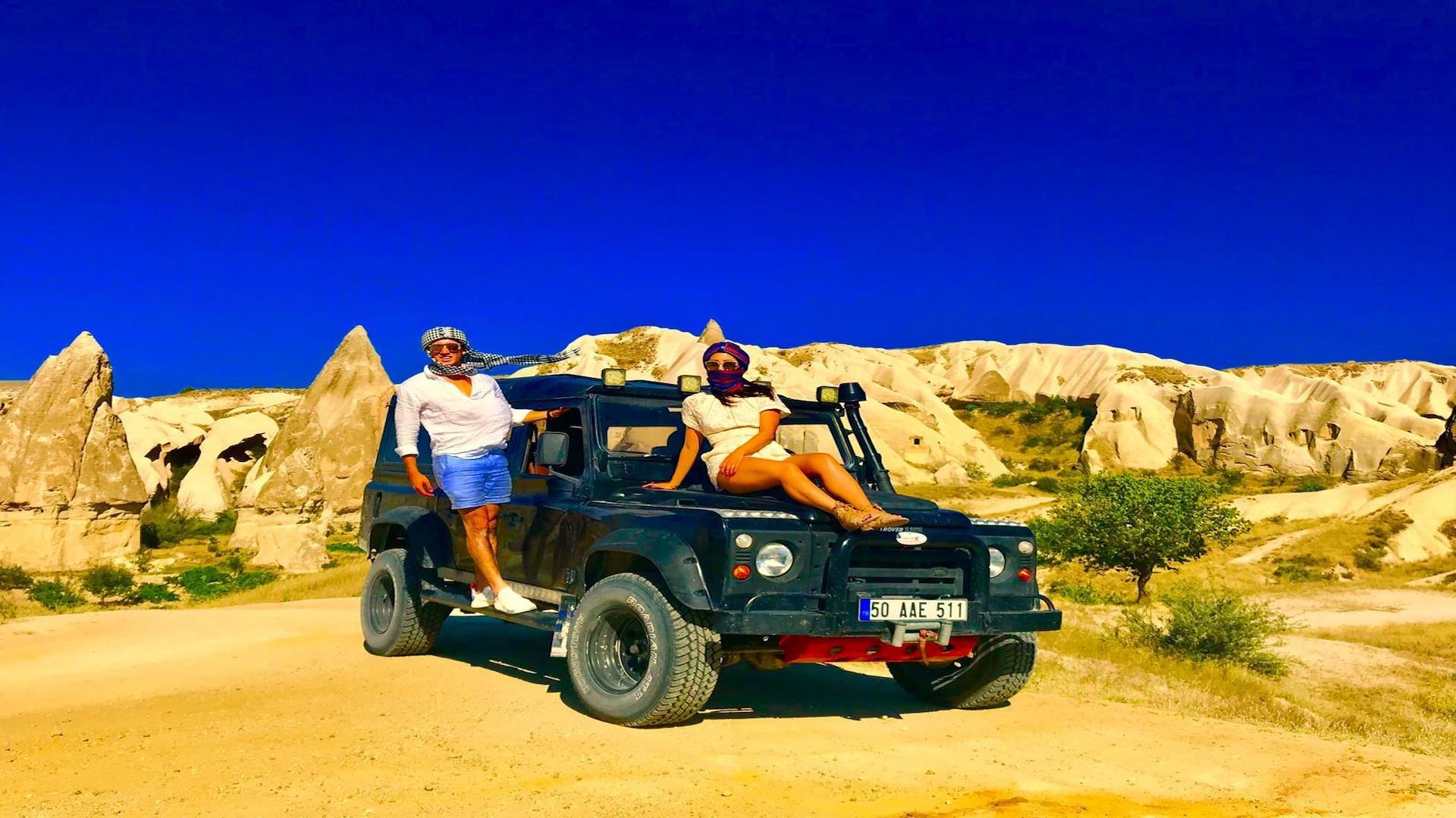 Cappadocia Jeep Safari Tours